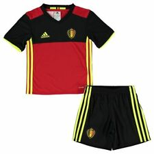 Maillots de football ensembles rouge