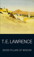 Seven Pillars of Wisdom by T. E. Lawrence (Paperback, 1996) Cheap Book Free Post