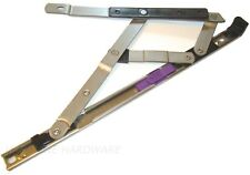 """COTSWOLD FIRE EGRESS ESCAPE / EASY CLEAN FRICTION STAY HINGES 16"""" PAIR STAINLESS"""
