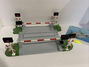 Playmobil Train Crossing