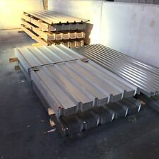 Brand New 8ft Galvanised Box Profile Roofing Sheets