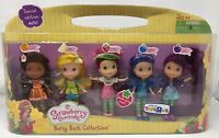 Strawberry Shortcake Special Edition Dolls Hasbro Berry Best Collection 5 Dolls