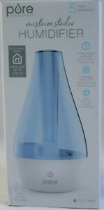 Pure Enrichment Mistaire Studio Ultrasonic Humidifier Space-Saving 175 Sq Ft