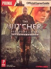 THE WITCHER 2: ASSASSINS OF KINGS ENHANCED EDITION PRIMA OFFICIAL STRATEGY GUIDE