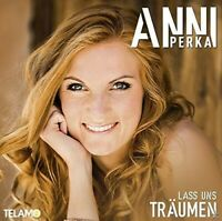 ANNI PERKA - LASS UNS TRÄUMEN   CD NEU