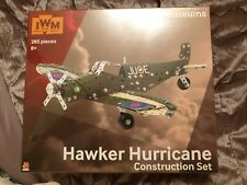 Imperial War Museums Hawker Hurricane Construction Set 285 Piece Steel Model Kit