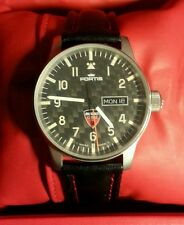 Fortis Ducati Men's Watch Limited Edition Boxed with Papers