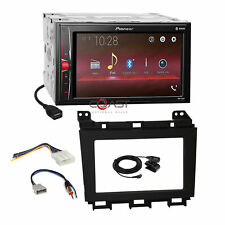 Pioneer USB BT Camera Input Stereo Dash Kit Harness for 2009-up Nissan Maxima