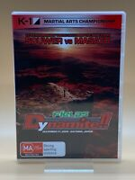 K-1 Martial Arts Championship - Premium Dynamite -  Saitama, Japan (DVD)