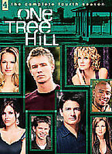 One Tree Hill - Series 4 - Complete (Box Set) (DVD, 2008)