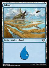 Island 253 NM X10 Kaladesh Basic Land Common MTG