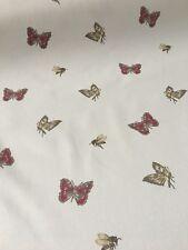 "SALE! Ashley Wilde 'Butterflies' Fully Lined Curtains Double width 90"" drop"