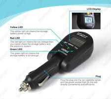 12-24V Digital Car Battery Tester Vehicle Digital Analyzer Diagnostic Tool