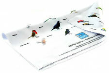 RSPB Micro Fibre Lens Cleaning Cloth NEW (UK Stock) High Quality 235 x 235