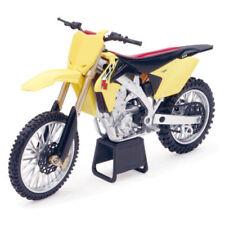 Ray MX Suzuki Rm-z 450 2014 1 12 Motocross Motorbike Figurine Kids Bike Toy