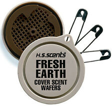 Hunter Specialties Scent Wafer Fresh Earth 3 Pack