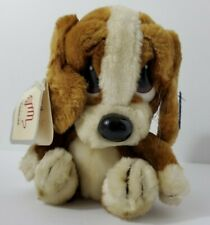 Vintage - Applause - Sad Sam Baby - Basset Hound - Plush Stuffed Animal