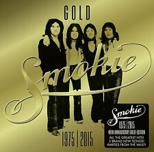 SMOKIE - GOLD - 40th ANNIVERSARY EDITION: 2CD ALBUM SET (March 30th 2015)