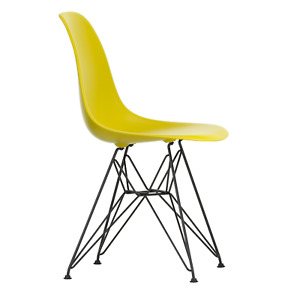 Vitra Eames Plastic Side Chair DSR Gestell Küchenstuhl Esszimmerstuhl Stuhl