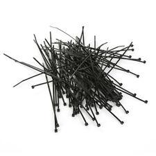 New listing 100pcs Nylon Cable Ties 150mm Self-locking Zip Tie Platic Wire Binding Wrap