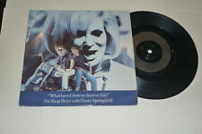 PET SHOP BOYS with DUSTY SPRINGFIELD - What Have I Done