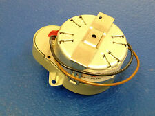 "Synchronous Clock Motor 12V 10 rpm 4mm 5/32"" shaft  NEW"