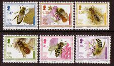 île de Man 2012 Insectes Ensemble de 6 Non montés excellent état, MNH