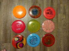 9 Innova Disc Golf Discs Premium Plastic Lot - GREAT CONDITION