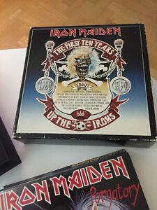 Iron Maiden The First Ten Years
