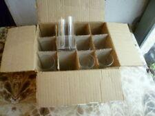 12 verres-vases pile régulateur 49/97 cristallin verreries VALLERYSTHAL 1935/55