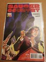 SAUCER COUNTRY #14 VF//NM FINAL ISSUE VERTIGO