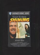 Stanley Kubricks Shining  - Warner Home Video  VHs
