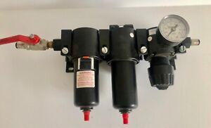 Rexroth Pneumatic Filter Regulator  PF7903-0010 PM16-03-FM0  Dixon R16-02R