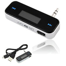 FM Radio Music Transmitter for iPod Touch iPhone HTC NOKIA LG SAMSUNG - UK