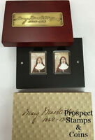 2010 Saint Mary MacKillop 1/2oz Silver Proof Stamp Australian Coin Set