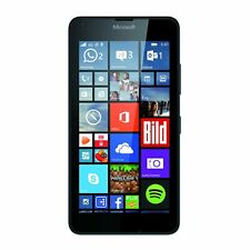 Microsoft Lumia 640 LTE Dual SIM Smartphone Windows senza SIM-lock Fotocamera Nero