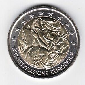 2 euro 2005 commémorative ITALIE Neuve