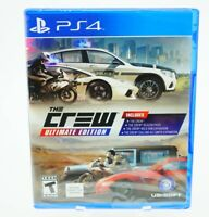 The Crew Ultimate Edition: Playstation 4 [Brand New] PS4