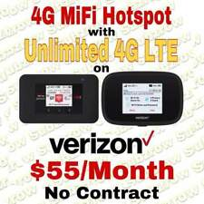 Verizon Mifi 4G Jetpack Unlimited LTE Data Mobile Hotspot PagePlus Wifi Router