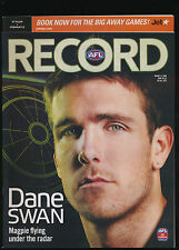 2008 AFL Football Record St Kilda Saints vs Fremantle Dockers Jun 20-22 unmarked