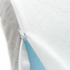 Milliard 2-Inch Gel Memory Foam Mattress Topper  Washable Removable Cover TWIN