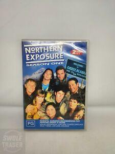 NORTHERN EXPOSURE Series 1 - DVD - Region 4 TV Show VERY GOOD CONDITION