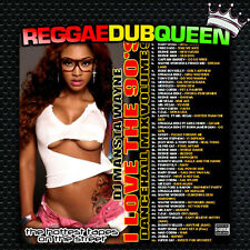 DJ Mansta Wayne - I Love The 90s Dancehall Vol. 9 Mixtape. Reggae Mix CD.