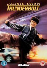 Thunderbolt (DVD) Jackie Chan, Michael Wong, Thorsten Nickel