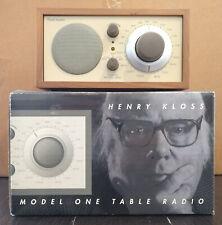 Radio Tivoli Audio Model One by Henry Kloss - Classic Walnut - Ottime Condizioni