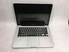 """Apple MacBook Pro 13"""" 2009 A1278 Intel C2D 2.53GHz 2GB RAM -PARTS/REPAIR- -RR"""