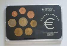 More details for 2002 - 2007 ireland euro 8 coin set 1c 2c 5c 10c 20c 50c €1 & €2 coins unc   coa