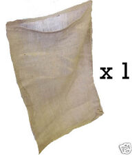 "1 -17"" x 27"" -7oz Burlap Bags, Burlap Sacks, Potato Sack Race Bags, Sandbags"