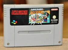 Super Mario All Stars Super Nintendo SNES Super NES (NOE) - Cartridge Only