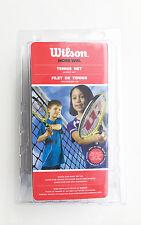 WILSON 20 FOOT PORTABLE NET - TENNIS, BADMINTON, PICKLEBALL, VOLLEYBALL